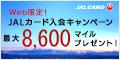JALカード(MASTER)のポイント対象リンク