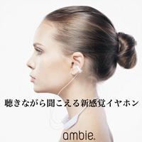 ambie(アンビー)のポイント対象リンク
