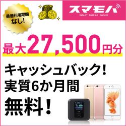 【スマモバ】格安SIM使い放題プラン