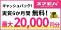 【スマモバ】MNP申込み(5ギガプラン)