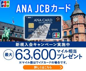 ANA JCBカード(一般単体)