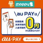 【au PAY】加盟店申込